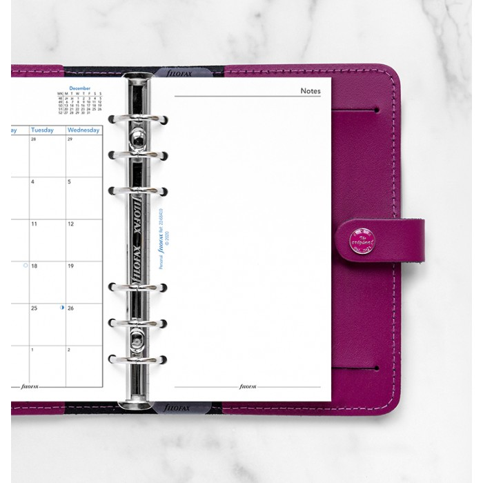 Month On Two Pages Diary Personal 2022